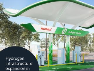 toyota, iwatani, hydrogen, hydrogen fueling, infrastructure, H2Station, Mirai