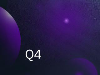 Q4, quarterly presentation, hydrogen