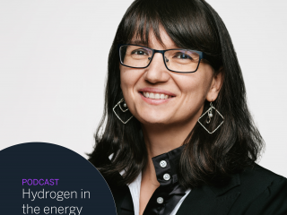 podcast, podcasts, hydrogen, energy transition, green hydrogen