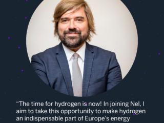 hydrogen, industry, Thorsten Herbert, colleague, energy