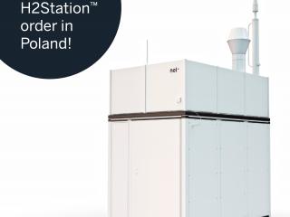 hydrogen, H2Station, hydrogen fueling, station, purchase order, Poland
