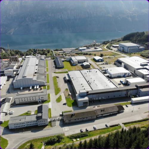 Glomfjord, hydrogen, Air Liquide, Vestfjord
