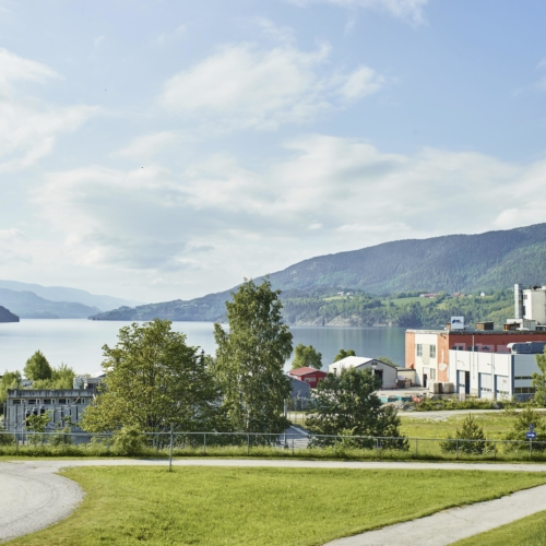 Notodden, Norway, electrolyser, electrolyzer, renewable hydrogen, renewables