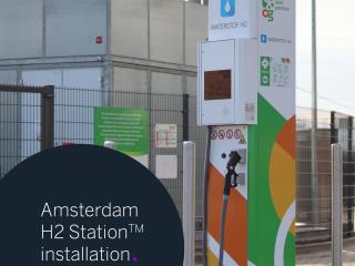 OrangeGas; H2Station; Amsterdam