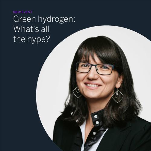 green hydrogen, hydrogen, events, webinar