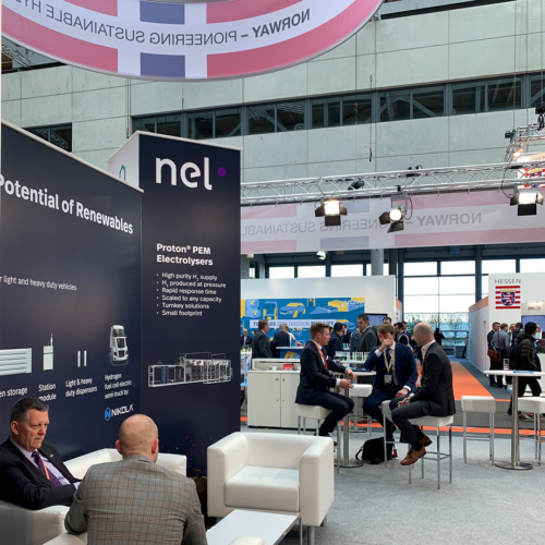 Hannover Messe, events, hydrogen